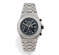 AUDEMARS PIGUET  Royal Oak Offshore, ref. 25721ST, n° 3502 / E94021