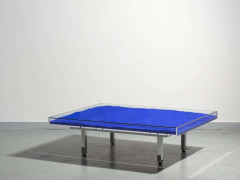 Yves KLEIN 1928 - 1962 Table Bleu Klein ®