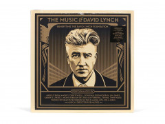 OBEY GIANT (SHEPARD FAIREY dit) Né en 1970 The music of David Lynch (benefiting the David Lynch Foundation) - 2016 Impression offset...