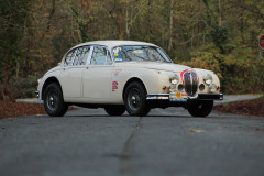 1963 Jaguar Mk2 Tour de France