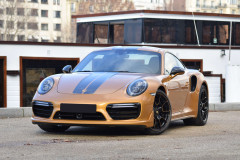 2018 Porsche 991 Turbo S Exclusive