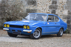 1972 Ford Capri 2600 RS  No reserve