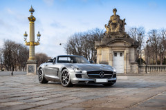2014 Mercedes Benz Mc Laren SLS GT AMG Roadster Final Edition