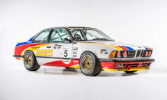 1984 BMW 635 CSI Group A  No reserve