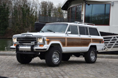 1990 Jeep Grand Wagoneer  No reserve