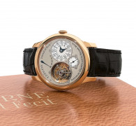 F.P. JOURNE  Tourbillon Souverain, n° 168-TN