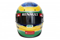 BRUNO SENNA  Williams F1 Team - Saison 2012