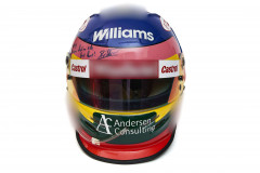 JACQUES VILLENEUVE  Windfield Williams - Saison 1998