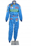 ALEX WURZ  Mild Seven Benetton Playlife - Saison 1999