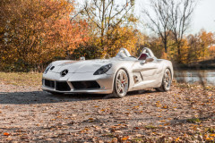 2009 Mercedes-Benz SLR Stirling Moss Edition