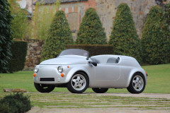 1982 Fiat 595 Barchetta by Simpatico  No reserve