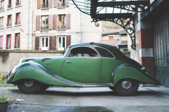 1936 Panhard et Levassor Dynamic 140 (X77) Coach 4/5 places