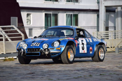 1973 Alpine A 110 1800 Gp4 Usine  No reserve