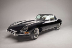 1962 Jaguar Type E Série 1 3,8L Roadster avec Hard Top  No reserve
