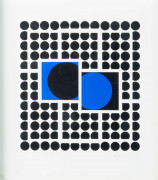 Victor VASARELY (1906 - 1997) Bellatrix - 1969