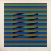 Carlos CRUZ-DIEZ (Né en 1923) Composition - 1977