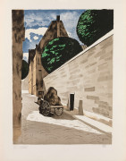 MAN RAY (1890- 1976) Rue Ferrou - 1974