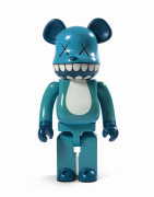 MEDICOM x KAWS  Be@rbrick Chompers 1000% / A-Nation - 2003 ABS