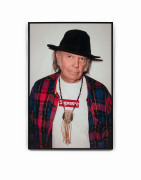 SUPREME x Terry RICHARDSON  Neil Young - 2015 Poster