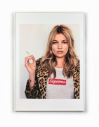 SUPREME x Terry RICHARDSON  Kate Moss - 2012