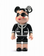 MEDICOM x CHANEL  Love is big, Love is Be@rbrick 1000% / Chanel - 2007 ABS