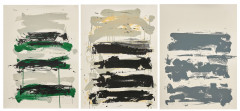 Joan MITCHELL (1925 - 1992) Fields - 1992