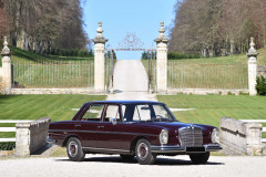 1968 Mercedes-Benz 280 SE  No reserve