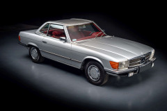 1973 Mercedes-Benz 450 SL hard-top  No reserve