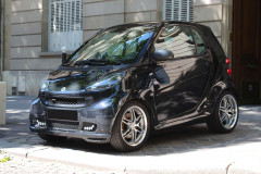 2012 Smart Fortwo Coupé Brabus Xclusive  No reserve