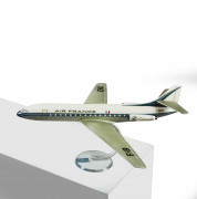 SUD-AVIATION SE 210 CARAVELLE - AIR FRANCE  Maquette d'agence