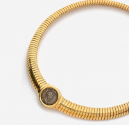 BULGARI  Collier demi-jonc