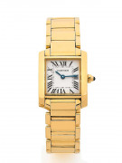"CARTIER  Tank ""Mini"", ref. 2385, n° 197449CD"