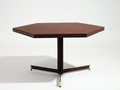 Jacques QUINET (1918-1992) Table - Circa 1960