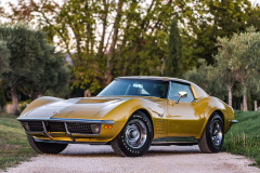 1971 Chevrolet Corvette Stingray LT 1 coupé  No reserve
