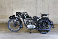 1942 DKW NZ 350  No Reserve