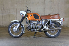 1973 BMW R 50/5  No reserve