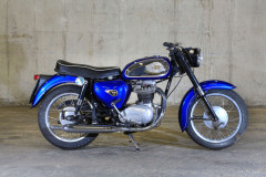 1965 BSA A 65  No reserve