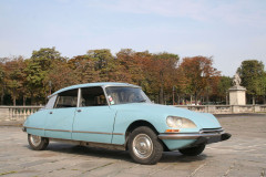 1972 Citroën DS 21 ie Automatique  No reserve