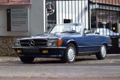 1986 Mercedes-Benz 300 SL avec Hard-top  No reserve