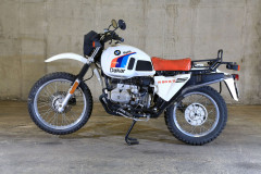 1984 BMW R80 GS Paris-Dakar  No Reserve