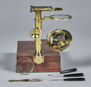 MICROSCOPE DE DISSECTION DE TYPE RASPAIL