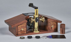 MICROSCOPE DE DISSECTION LEMARDELEY