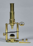 MICROSCOPE COMPOSE DE TYPE ARTHUR CHEVALIER