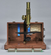 MICROSCOPE COMPOSE PAUL WAECHTER