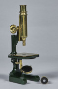 MICROSCOPE COMPOSE DE TYPE PAUL WAECHTER