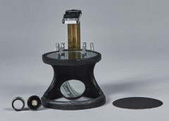 MICROSCOPE DE DISSECTION CHARLES BAKER