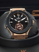 "¤ O - HUBLOT  Big Bang Tourbillon ""Solo Bang"", ref. 305, n° 686617, n° 34/50"