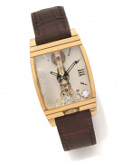 "¤ O - CORUM  Golden Bridge ""50th Anniversary"", ref. 113.560.56, n° 1410079"