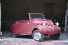 Circa 1947 Julien Type MM5 2cv  No reserve