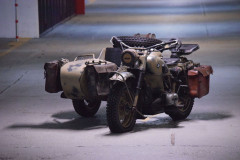 1943 BMW R75 Side-Car  No reserve